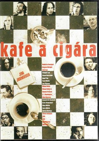 Kafe a cigára ( originální znění, titulky CZ ) plast DVD