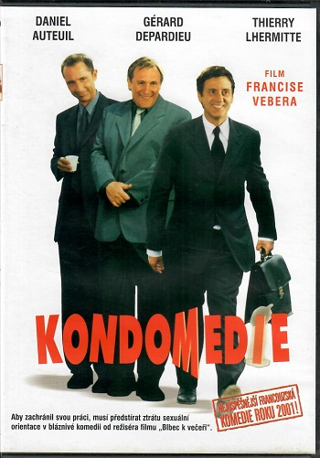 Kondomedie ( slim ) DVD