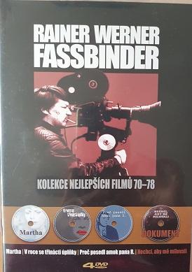 Kolekce nejlepších filmů 70-78 (4DVD)