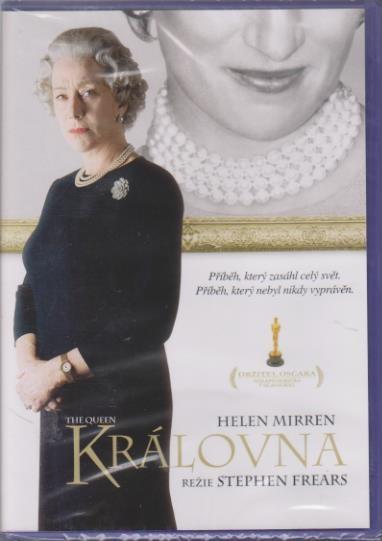 Královna - DVD