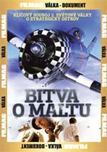 Bitva o Maltu - DVD