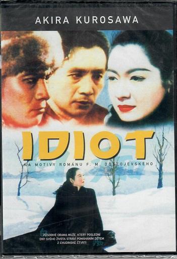 Idiot ( originální znění, titulky CZ ) plast DVD