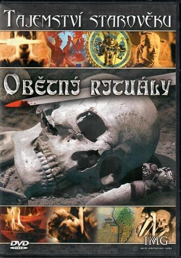 Tajemství starověku - Obětní rituály - slim DVD
