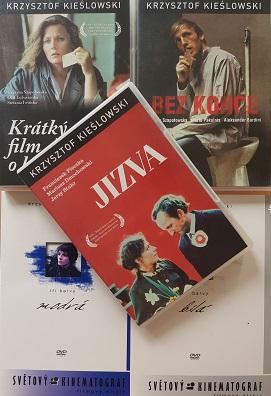 Kolekce Krzysztof Kieślowski-5 DVD