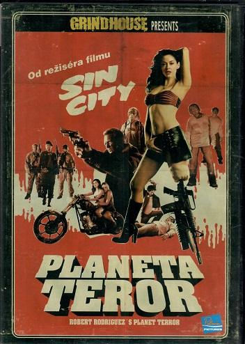 Planeta Teror ( plast ) DVD