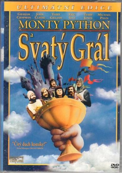 Monty Python a Svatý Grál ( Ultimátní edice ) - 3DVD