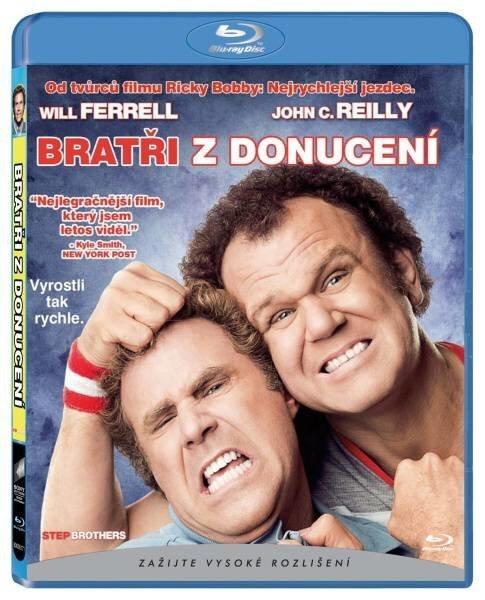 Bratři z donucení(Blu-ray)