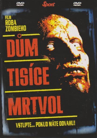 Dům tisíce mrtvol - DVD