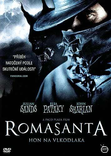 Romasanta - Hon na vlkodlaka - DVD