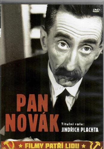 Pan Novák ( plast ) DVD