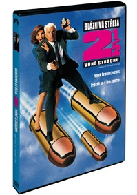 Bláznivá střela 2 a 1/2: Vůně strachu ( plast ) DVD