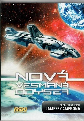 Nová vesmírná odyssea ( slim ) DVD