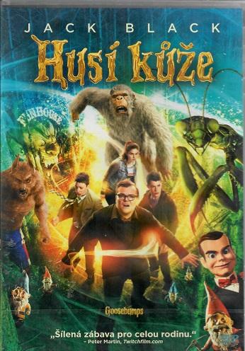 Husí kůže ( plast ) DVD