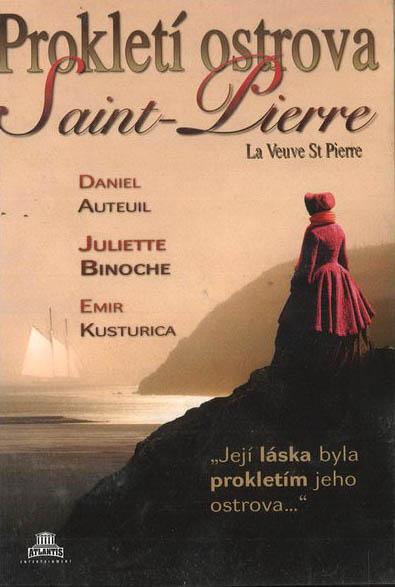 Prokletí ostrova Saint-Pierre - DVD