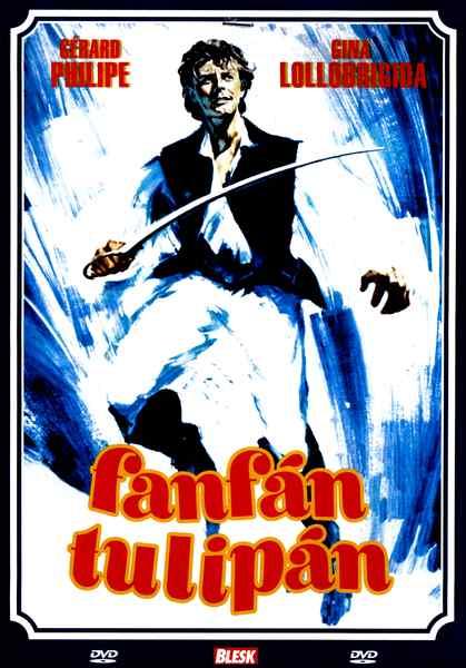 Fanfán tulipán (Gina Lollobrigida) - DVD