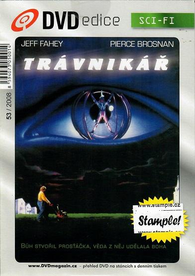 Trávníkář ( pošetka ) DVD