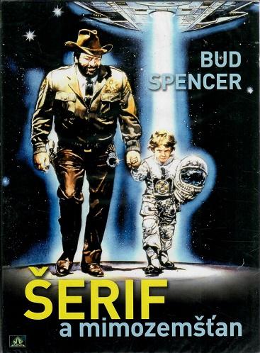 Šerif a mimozemšťan ( digipack ) DVD