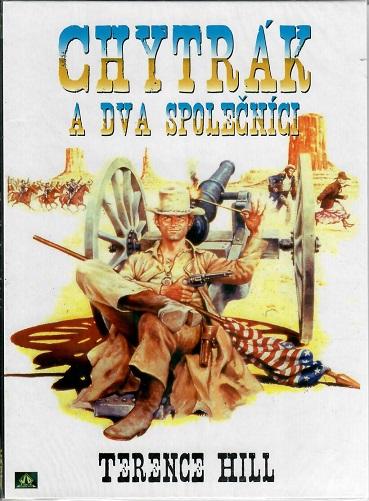 Chytrák a dva společníci ( digipack ) DVD