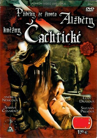 Příběhy ze života Alžběty, kněžny Čachtické ( pošetka ) DVD