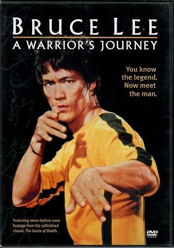 Bruce Lee: A Warriors Journey / Cesta bojovníka ( originální znění, titulky CZ ) plast DVD