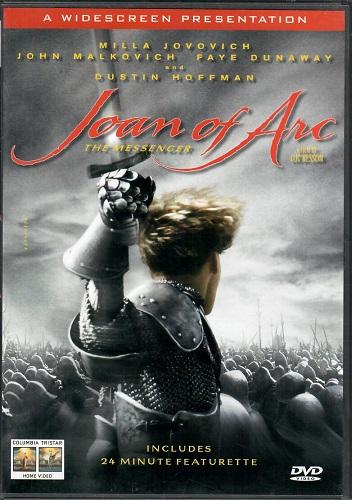 Joan of Arc / Johanka z Arku ( originální znění, titulky CZ ) plast DVD