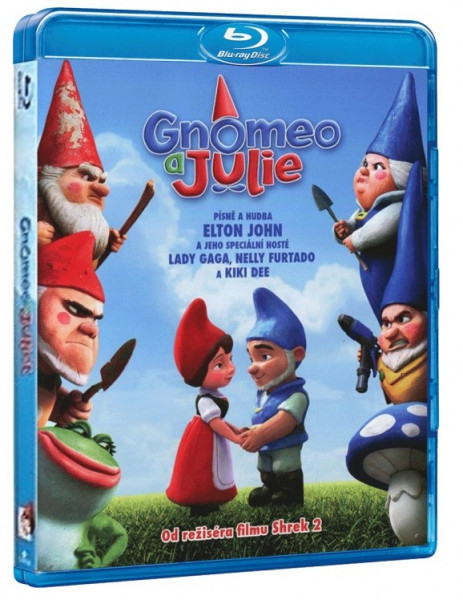 Gnomeo a Julie /Blu-ray/
