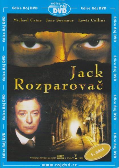 Jack Rozparovač 1.díl - DVD
