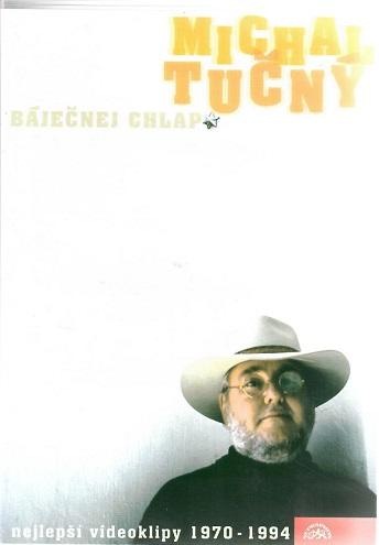 Michal Tučný - Báječnej chlap ( plast ) DVD