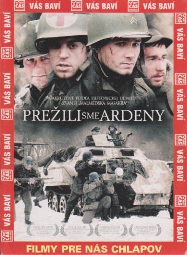 Přežili jsme Ardeny - DVD
