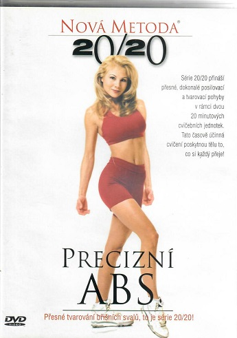 Nová metoda 20/20: precizní ABS ( slim ) DVD