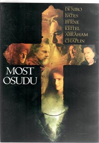 Most osudu ( plast ) DVD