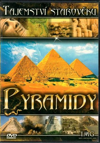 Tajemství starověku - Pyramidy - slim DVD