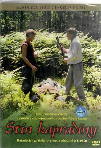Stín kapradiny ( plast ) DVD