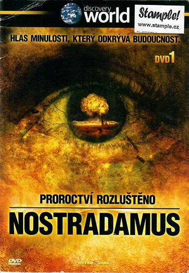 Nostradamus - Proroctví rozluštěno DVD 1 ( pošetka ) DVD