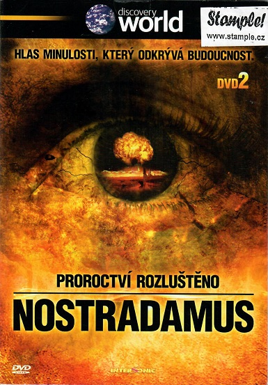 Nostradamus - Proroctví rozluštěno DVD 2 ( pošetka ) DVD