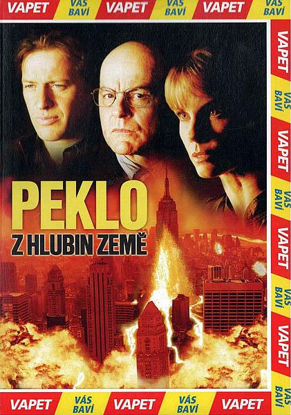 Peklo z hlubin země - DVD