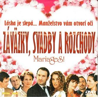 Závazky, svatby a rozchody - DVD