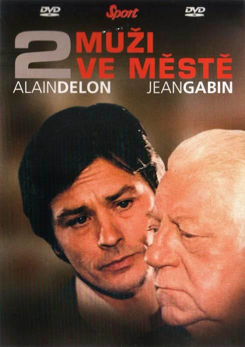 2 muži ve městě - DVD