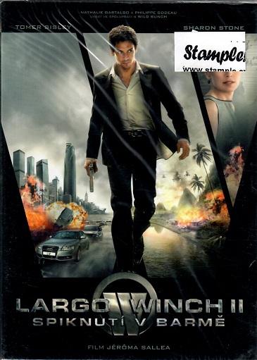 Largo Winch 2 ( digipack ) DVD