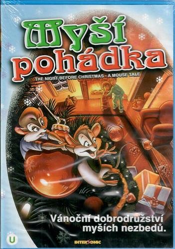 Myší pohádka ( plast ) DVD