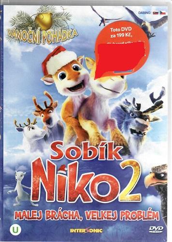 Sobík Niko 2 ( plast ) DVD