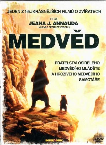 Medvěd ( digipack ) DVD
