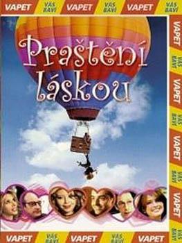 Praštění láskou - DVD