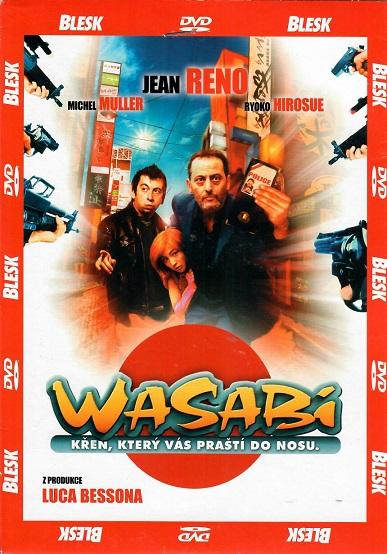 Wasabi ( pošetka ) - DVD