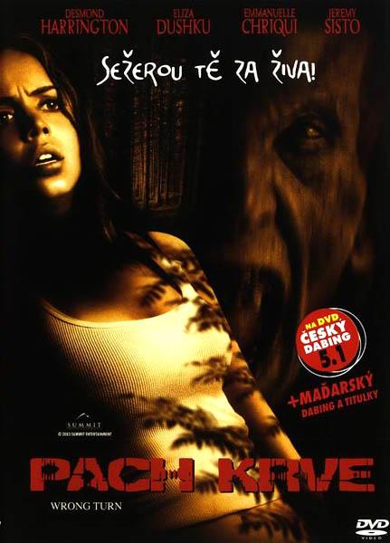Pach krve ( pošetka ) - DVD