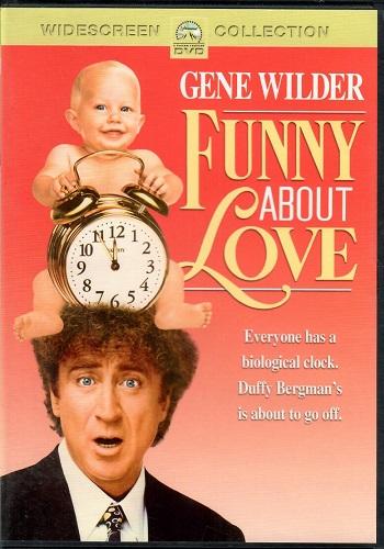 Funny About Love / Směšně o lásce ( originální znění, titulky CZ ) plast DVD