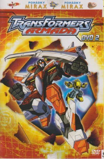 Transformers armada 2 - DVD