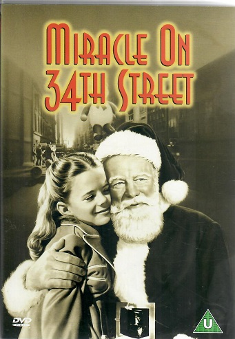 Miracle on 34th Street / Zázrak v New Yorku ( originální znění, titulky CZ ) plast DVD