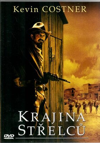Krajina střelců ( plast ) DVD