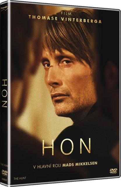 Hon - DVD plast
